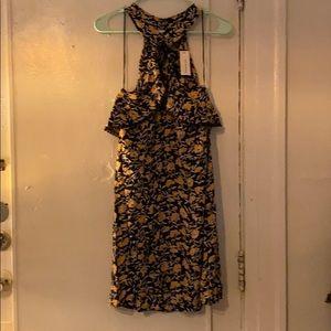 Francesca's High Neck Dress